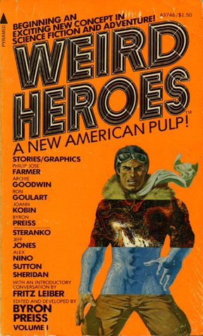 Weird Heroes, Vol. 1