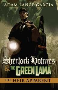 HolmesLama BookCover