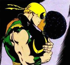 IronFistMistyKnight KISS