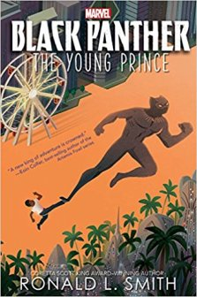 BlackPanther Young Prince